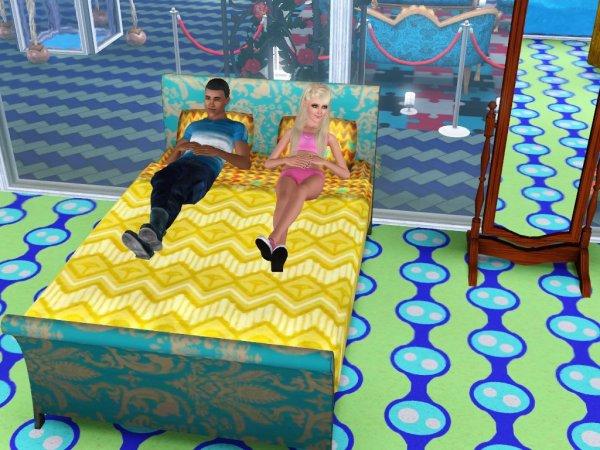 Secret Story Sims UnderWater Saison 1 Quotidienne 8 Part 1