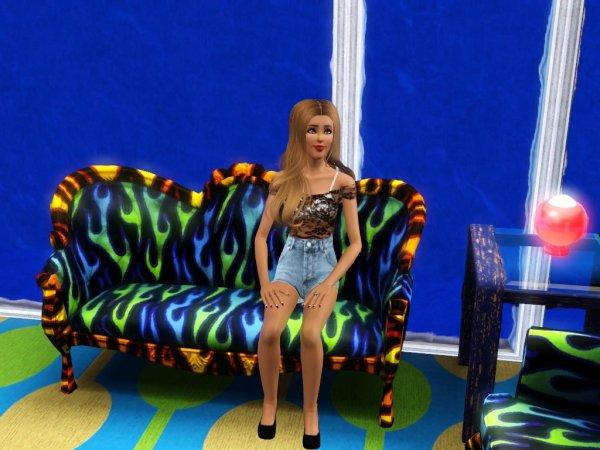 Secret Story Sims UnderWater Saison 1 Quotidienne 9 Part 2