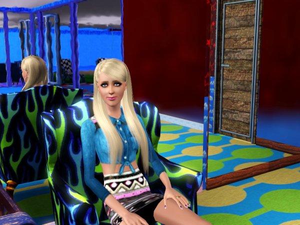Secret Story Sims UnderWater Saison 1 Quotidienne 10 Part 2