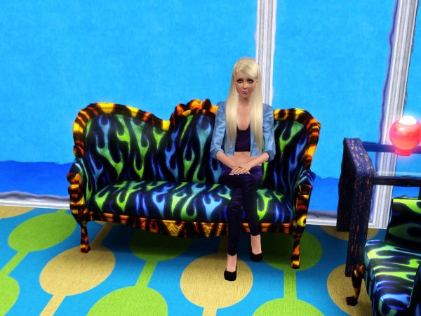 Secret Story Sims UnderWater Saison 1 Quotidienne 11 Part 4