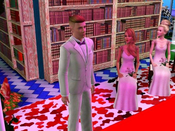 Secret Story Sims UnderWater Saison 1 Prime 4 part 2