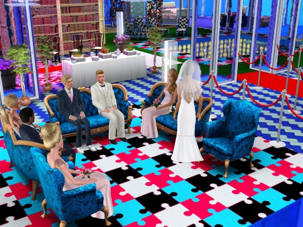 Secret Story Sims UnderWater Saison 1 Prime 4 part 3