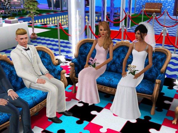 Secret Story Sims UnderWater Saison 1 Prime 4 part 3