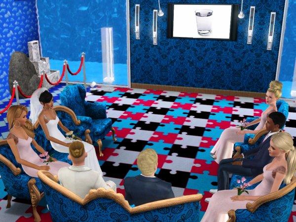 Secret Story Sims UnderWater Saison 1 Prime 4 part 4