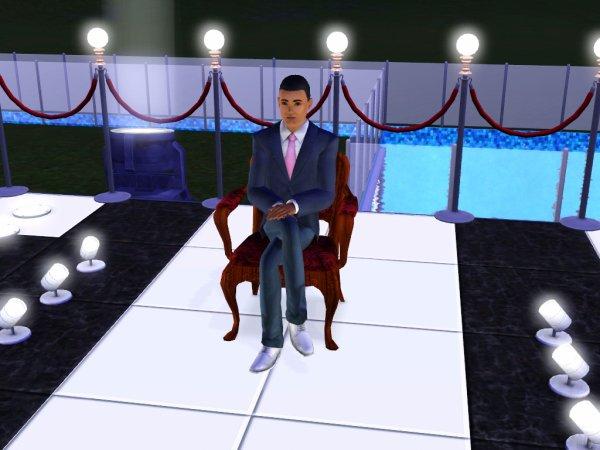 Secret Story Sims UnderWater Saison 1 Prime 4 part 7