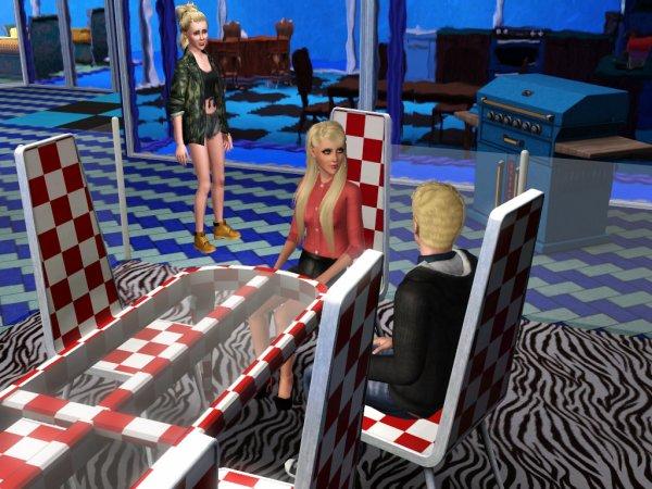 Secret Story Sims UnderWater Saison 1 Quotidienne 15 Part 2