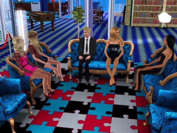 Secret Story Sims UnderWater Saison 1 Prime 5 part 2