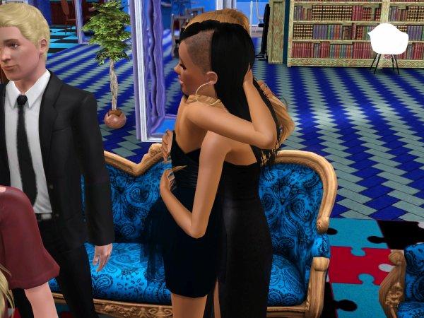 Secret Story Sims UnderWater Saison 1 Prime 5 part 3