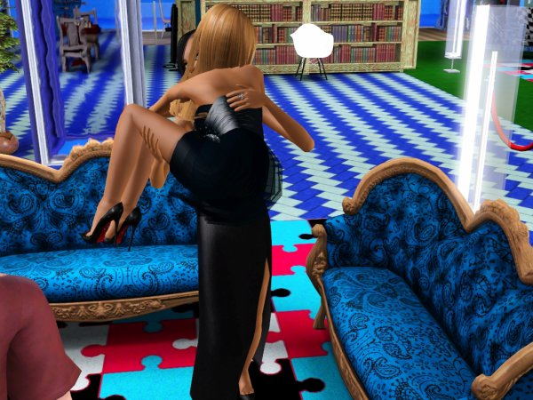 Secret Story Sims UnderWater Saison 1 Prime 5 part 4