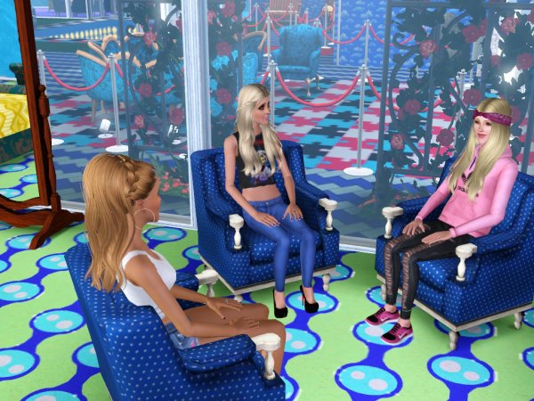 Secret Story Sims UnderWater Saison 1 Quotidienne 16 Part 2