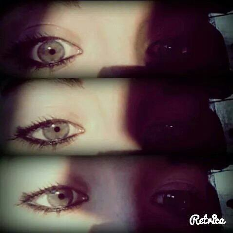 Mes yeux :-P