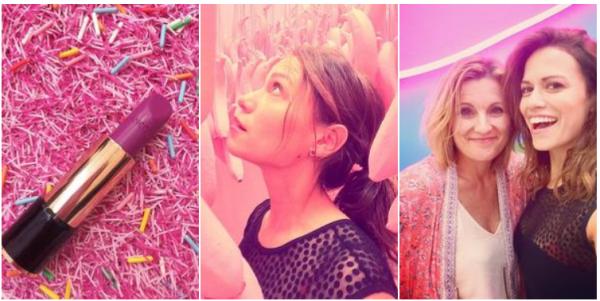 .  Mai 2017 : Bethany était au Musem of Ice Cream  Gros coup de coeur pour ces photos toutes en couleurs ♥  .