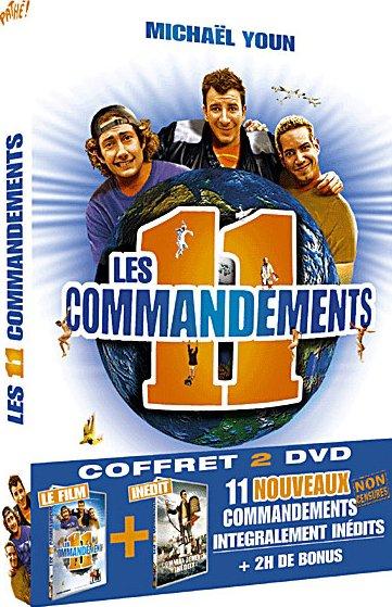 ______Article 15___.Intro.__.Biographie.__.Newsletter.__Filmographie & D.____Michael Youn _>>__-------------------------------LES 11 COMMANDEMENTS------------------------------Photos: Les 11 Commandements Inédits, ici & La Divine Édition, ici