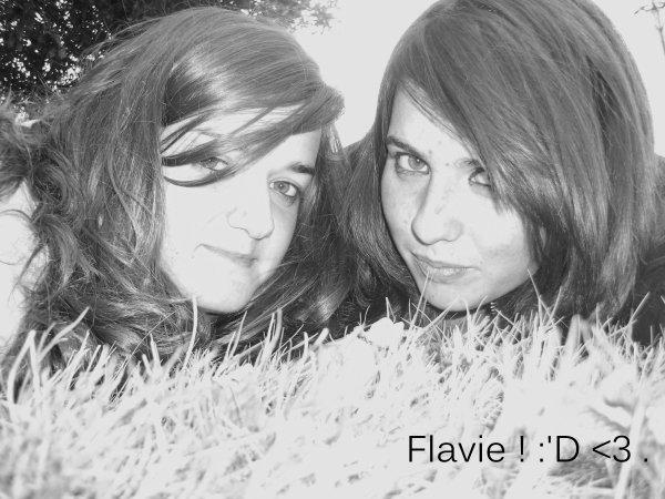 Flavie... Surement l'une des meilleures ...     ܤ