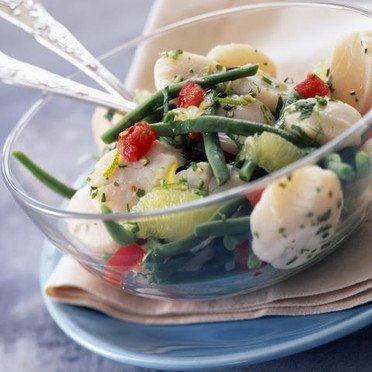 Salade de Saint-Jacques