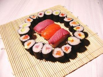 Makis sushis
