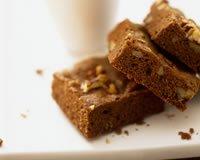 Brownies aux cerneaux de noix