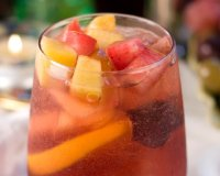 Cocktail des tropiques rapide