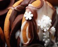 Whoopie pies banane chocolat