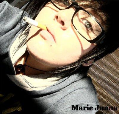 • Marie Juana =)
