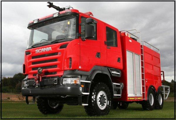 camion scnia