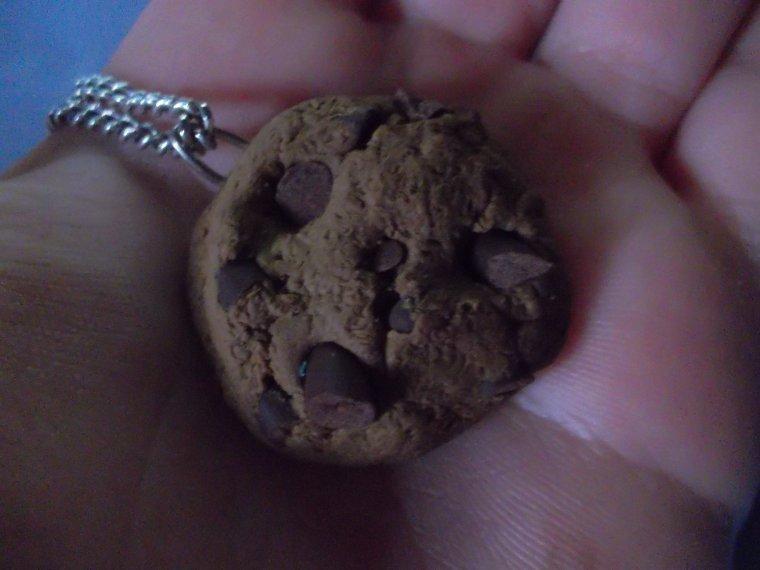 Le cookie pendentif