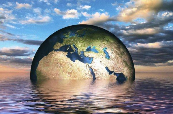 Notre belle planète bleu