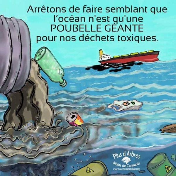 Protégeons nos océans