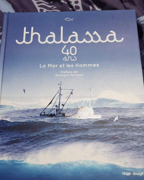 Mon livre Thalassa