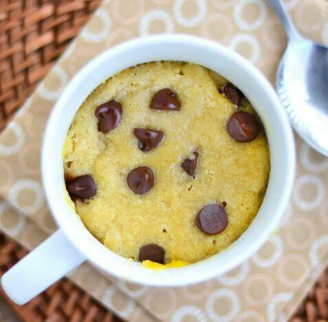 - Recette - Mug Cookie -