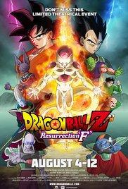 Dragonball Resurrection F Serien Stream