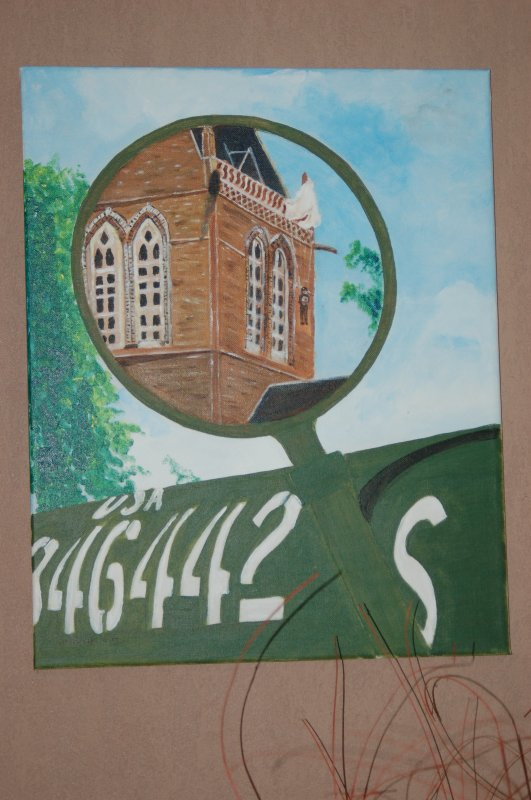 église de SAINTE MERE EGLISE 50