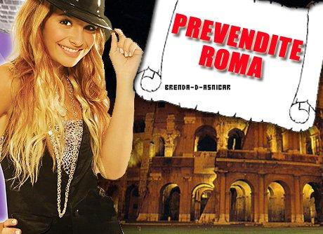 Brenda à Rome ?