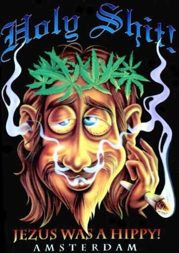 Jesus was a hippy !!!