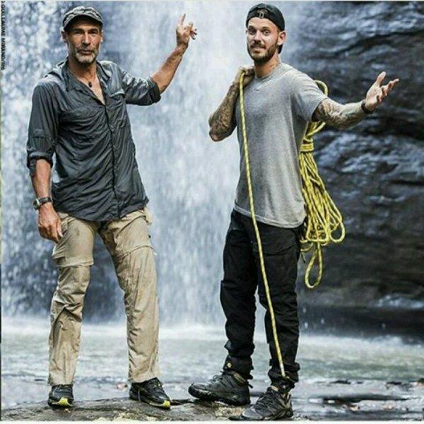 Matt et Mike Horn