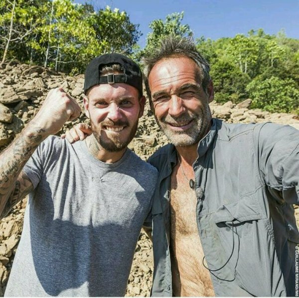 Matt et Mike Horn