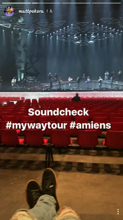 My Way Tour a Amiens