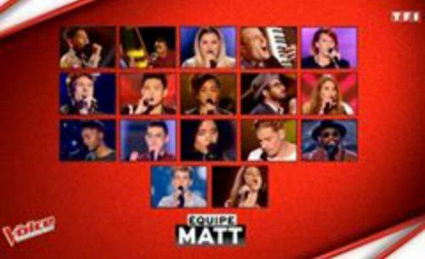 Equipe de Matt