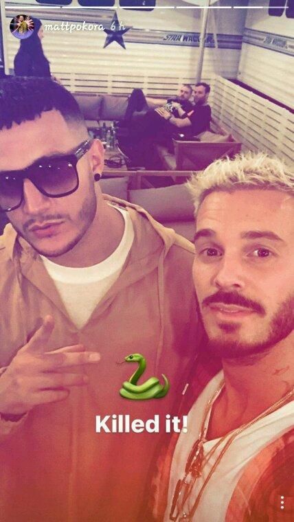 Matt et Dj Snake