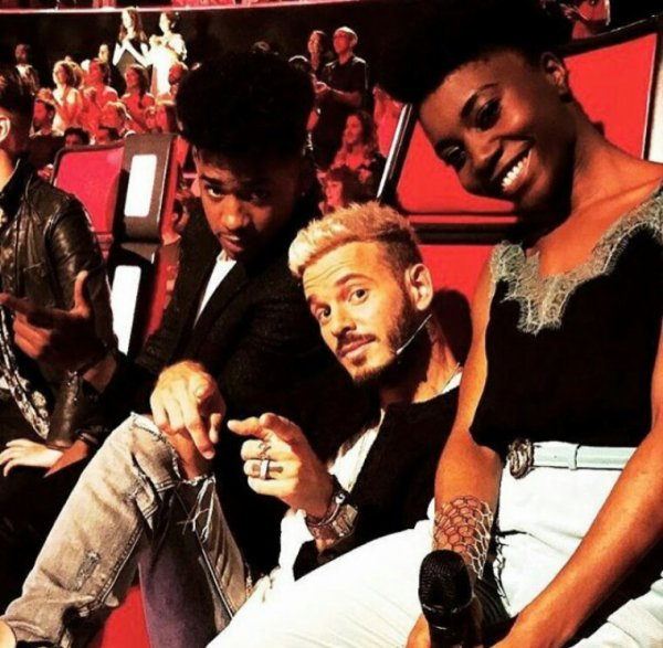 Les finaliste The Voice