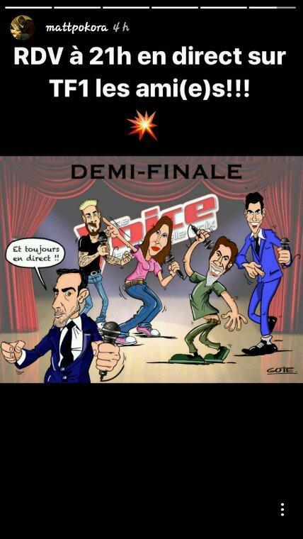 Demi Final The Voice