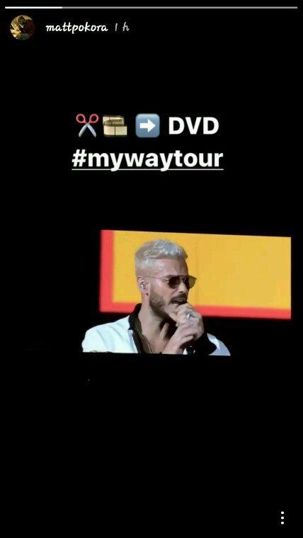 Dvd My Way Tour