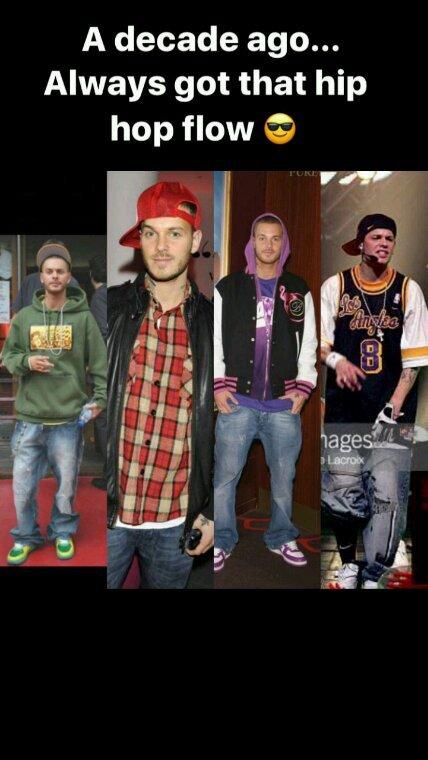 Matt style hip hop