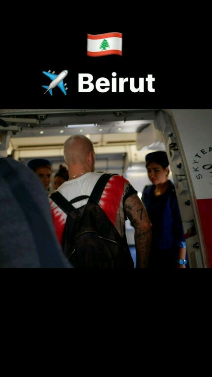 Direction Beirut