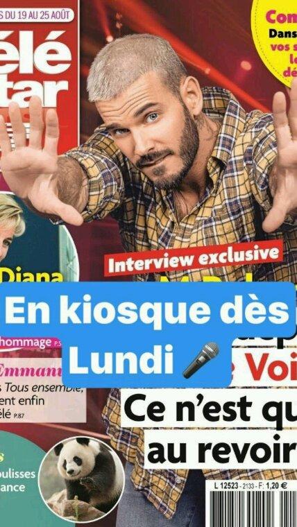 Couverture De Télé Star