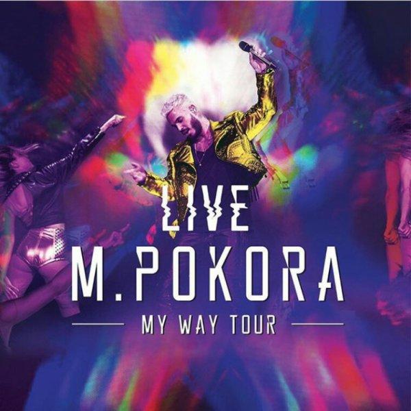 Couverture du Cd/ DVD My Way Tour