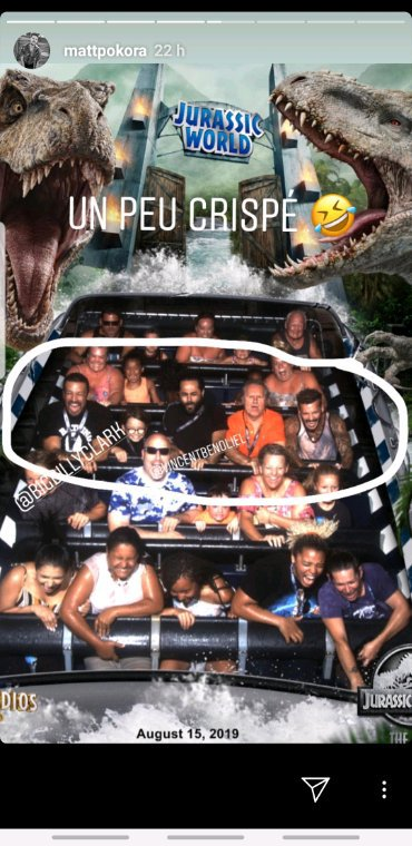 Journée A Jurassic World