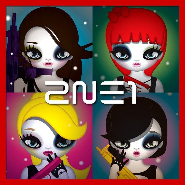 2NE1 - Hate You - nouveau clip -