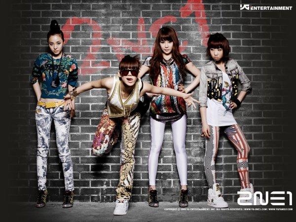 2NE1 - UGLY.
