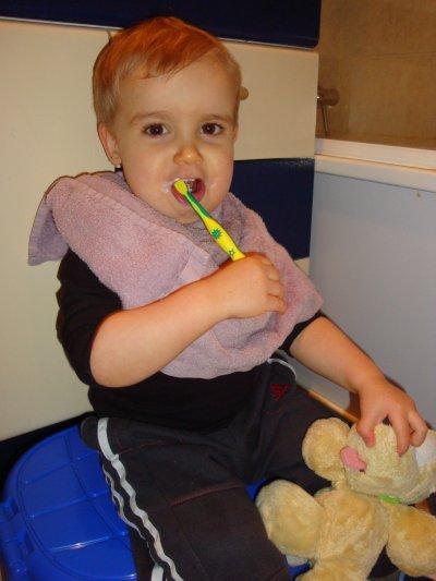hygiene des dents ! tres important